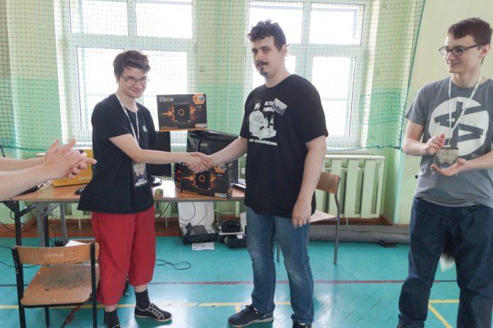 Arkhamer 2017 - stoisko Zotac