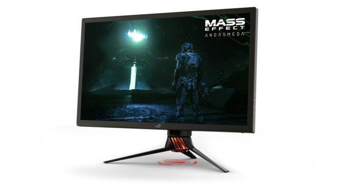 NVIDIA zaprezentowała wyświetlacze 4K G-SYNC HDR 2