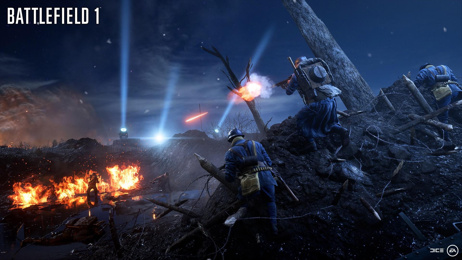 Battlefield NivelleNights