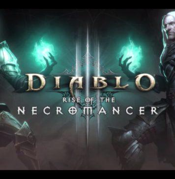 Diablo III - Nekromanta