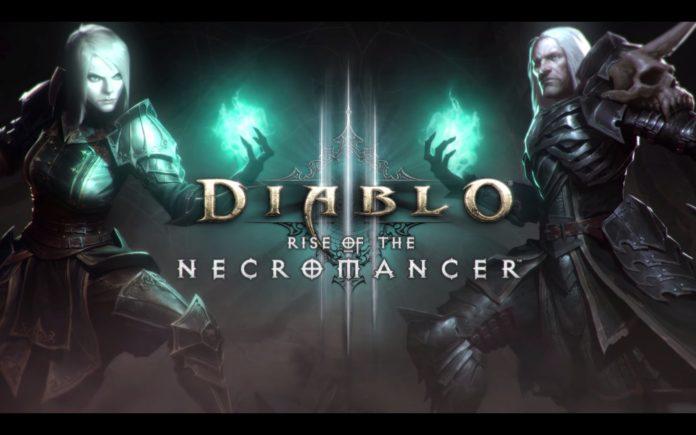 DiabloIII Nekromanta