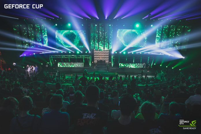 GEFORCECUP ceremonia
