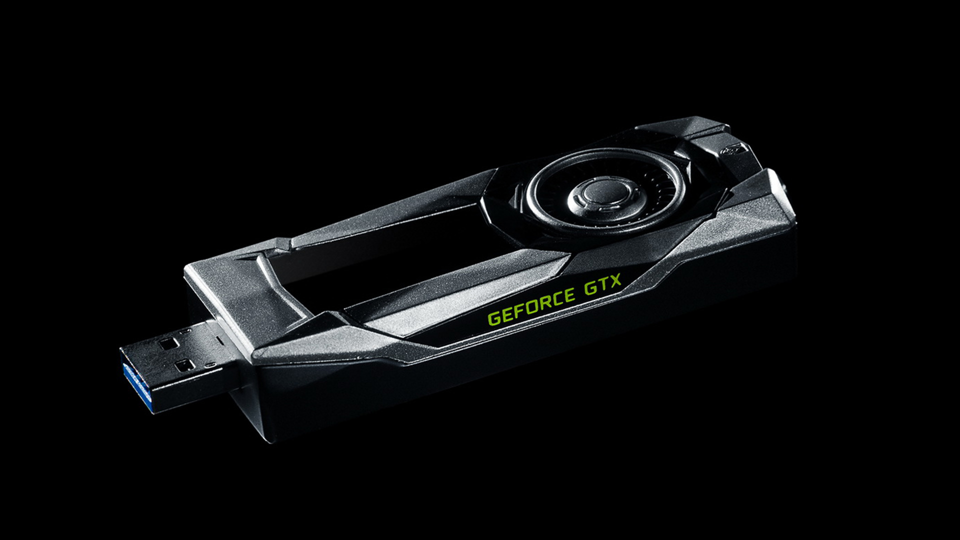 GeForce GTX USB