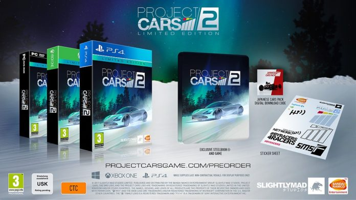 ProjectCARS LimitedEdition