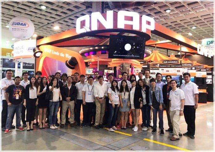 QNAP Computex 2017
