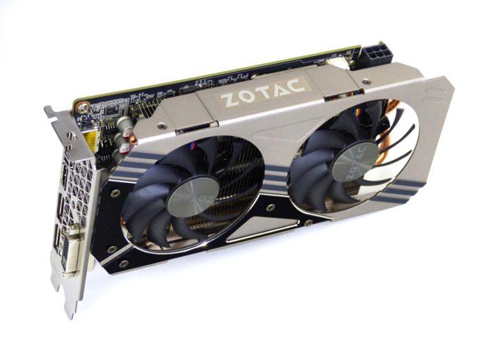 ZotacGeForceGTXGBAMP!Edition