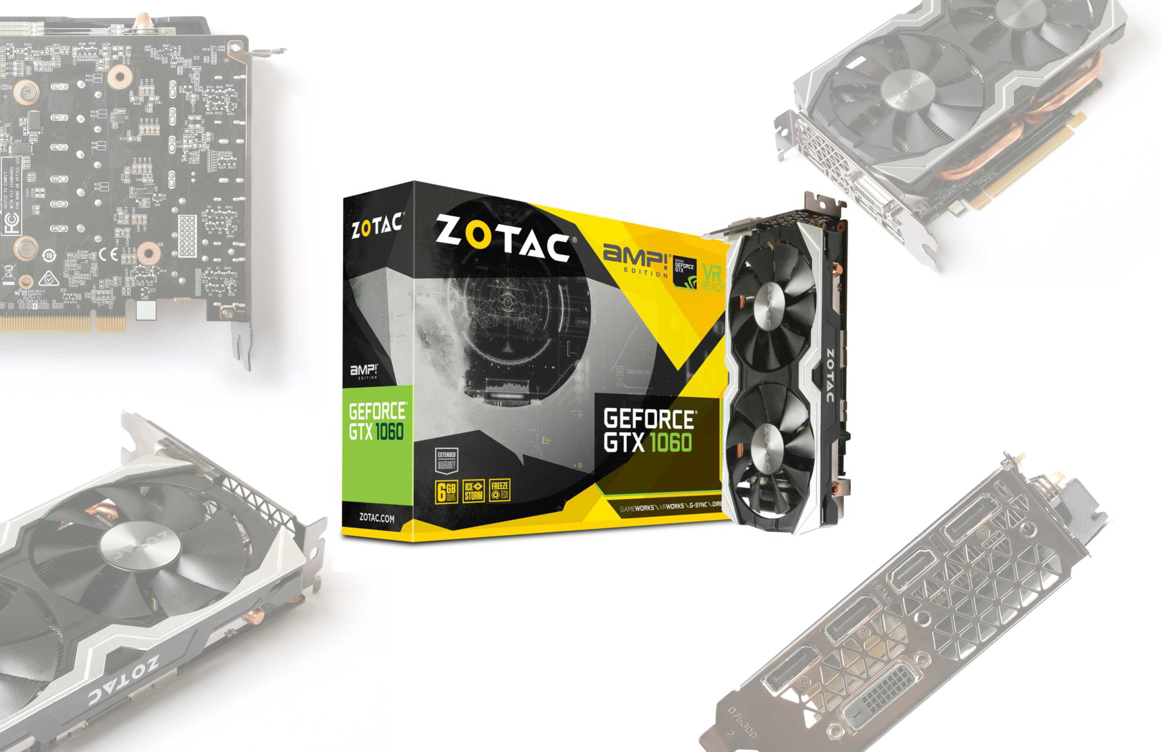 zotac geforce gtx  gb amp edition