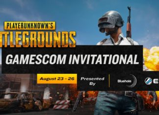 PLAYERUNKNOWN'SBATTLEGROUNDSINVITATIONAL