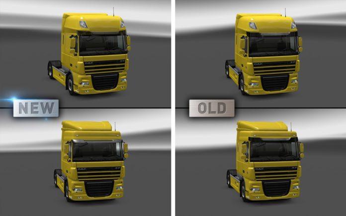 Euro Truck Simulator 2 - DAF XF 105