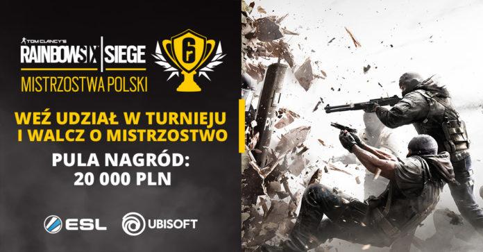 Mistrzostwa Polski Rainbow Six: Siege