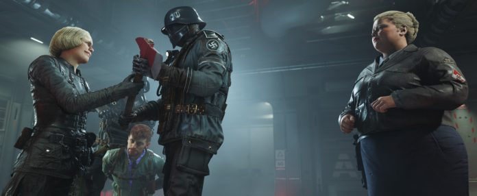 Wolfenstein II: The New Colossus na filmie