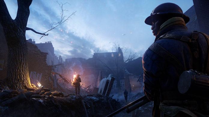 Battlefield 1 otrzymuje nową mapę o nazwie PRISE DE TAHURE 2