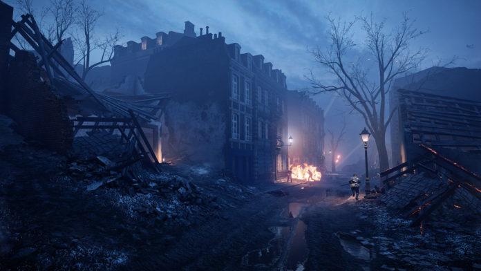 Battlefield 1 otrzymuje nową mapę o nazwie PRISE DE TAHURE 3