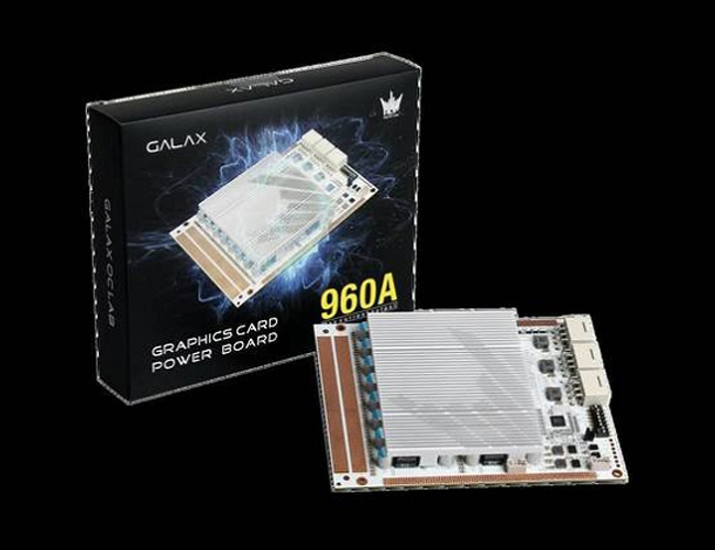 GALAX HOF GALAX Graphics Card Power Board