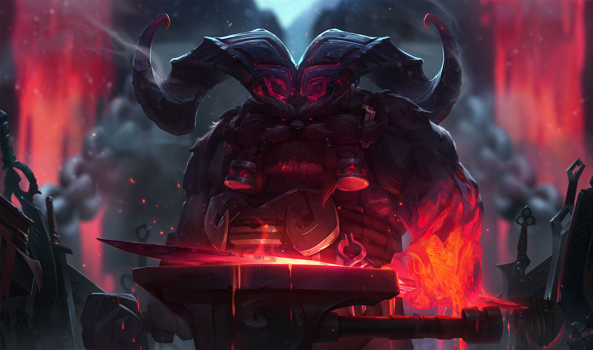 League Of Legends - Ornn