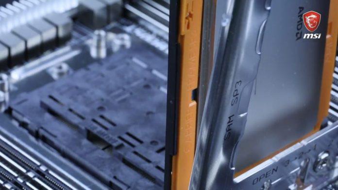 RyzenThreadripper instalacjanapłyciegłównej