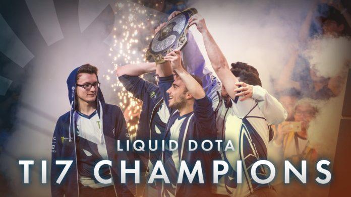 Team Liquid - DOTA 2 - The International 2017