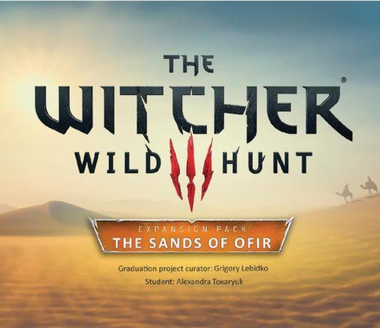 Wiedźmin 3: The Sands of Ofir