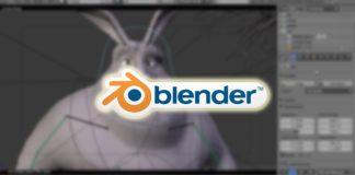 Blender - logo
