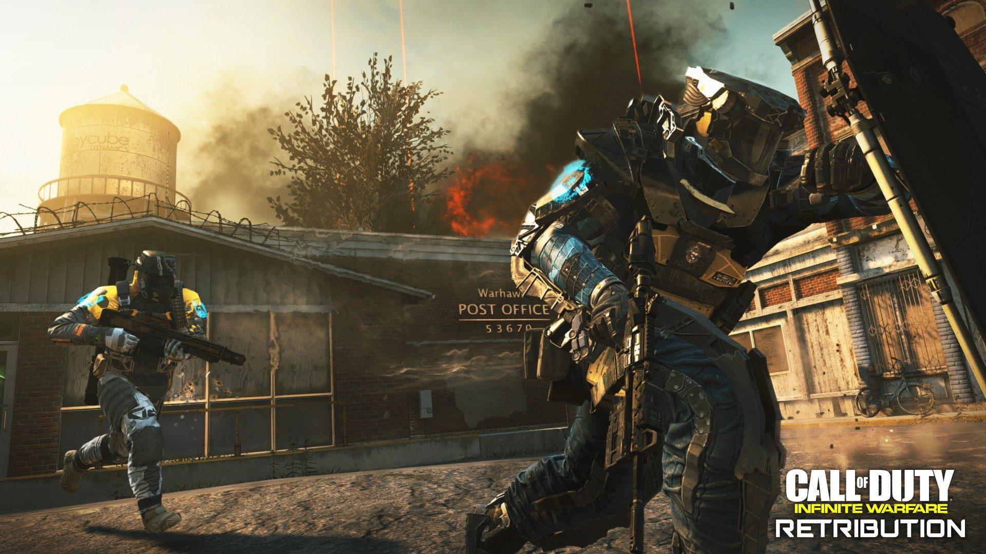 Call of Duty: Infinite Warfare - Retribution