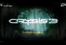 Crysis 3 - menu główne