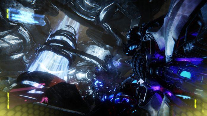 Crysis 3 - moździerz Cepidów