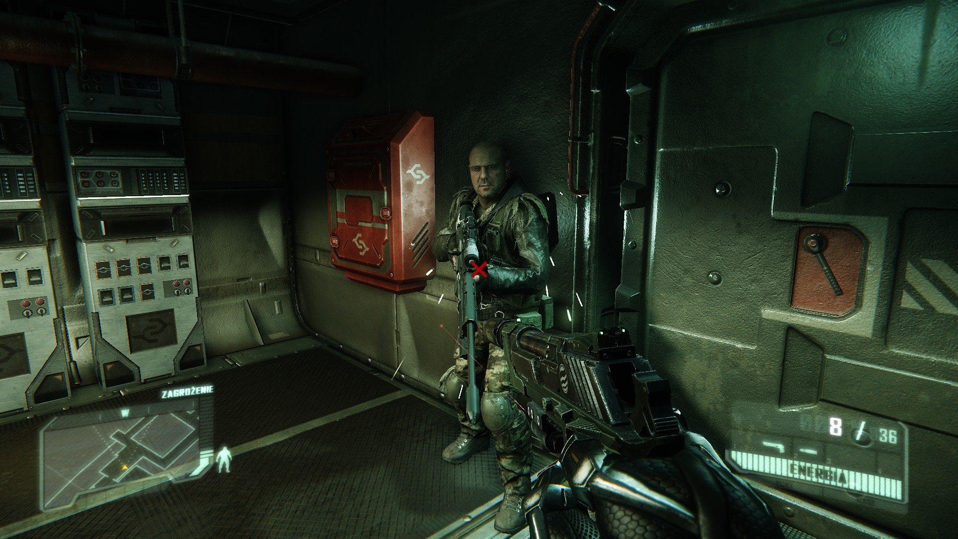 Crysis 3 - pistolet
