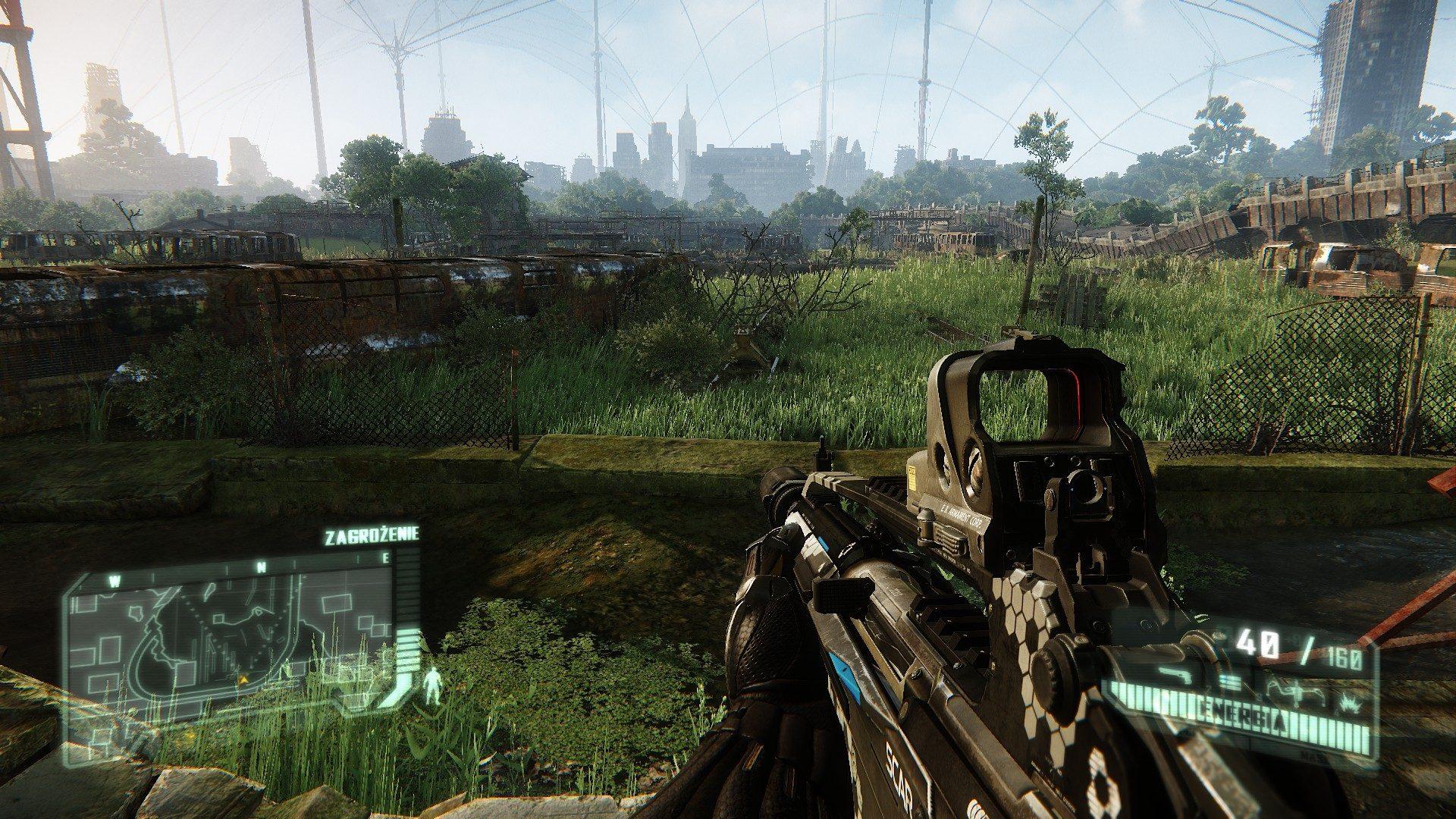 Crysis 3 - broń