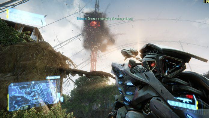 Crysis 3 - karabin snajperski Cepidów