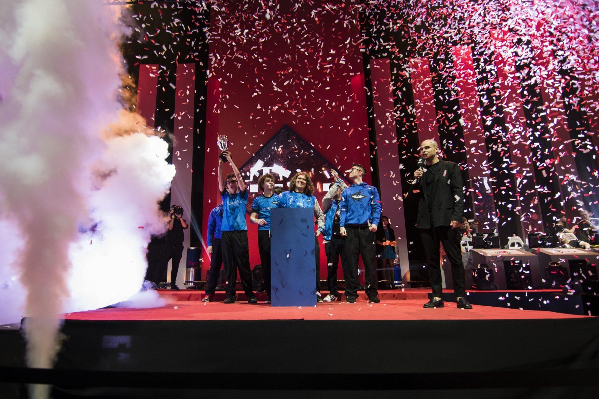 15. sezonu ESL Mistrzostwa Polski 2017 - Illuminari Gaming