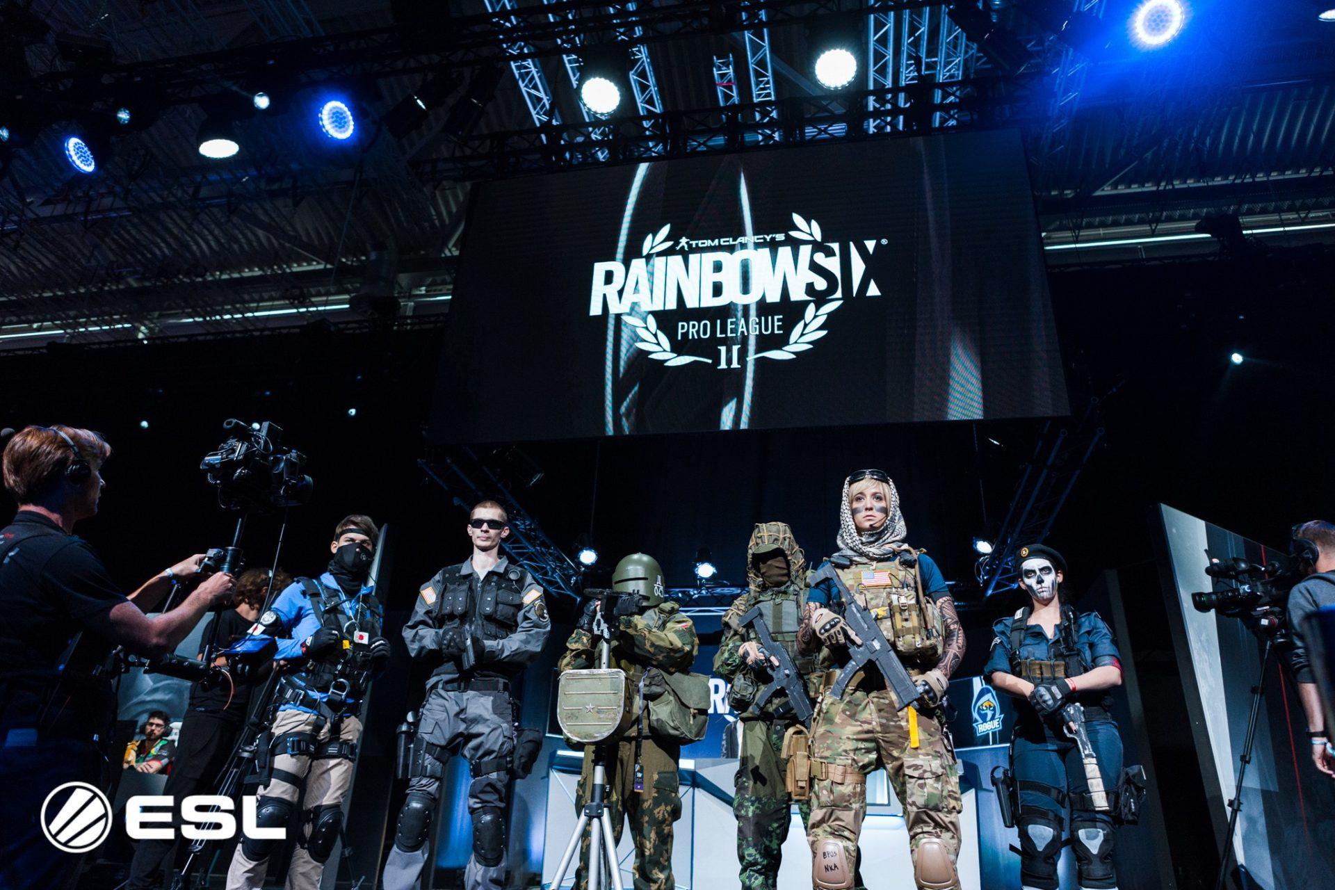 ESL Polska Gamescom 2017