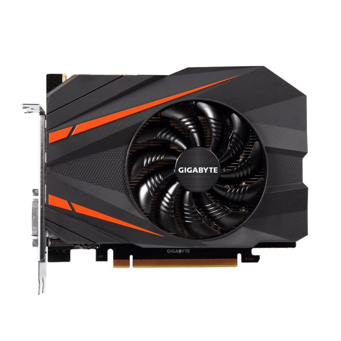 Gigabyte GeForce GTX 1080 Mini ITX 8G