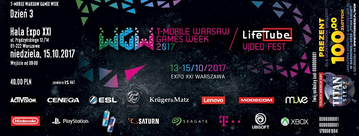 T-Mobile Warsaw Games Week