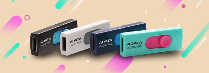 ADATA UV 220 i UV 320
