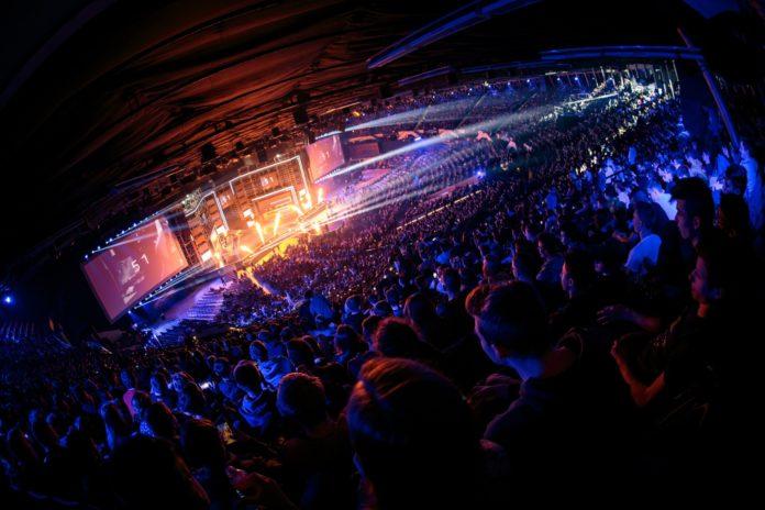 ESL One Katowice powered byIntel 2018 iIEM Katowice 2018