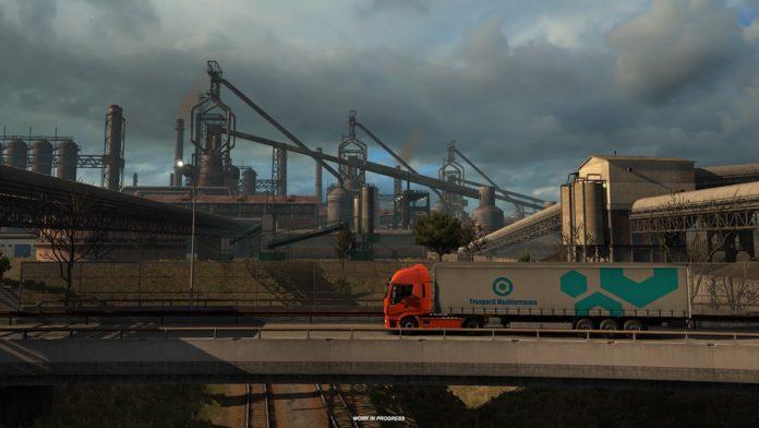 Euro Truck Simulator 2 - Italia