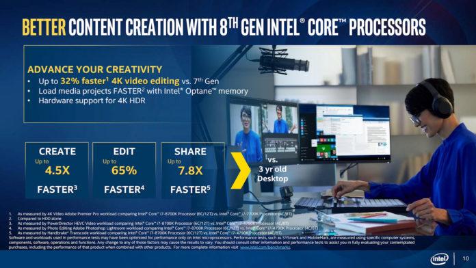Intel Coffee Lake - premiera desktopowych procesorów 8 generacji 2