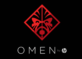 omen by hp logo