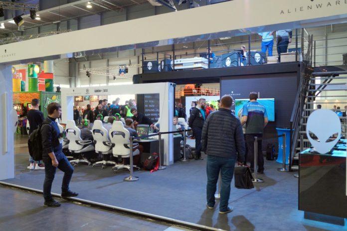 Poznań Game Arena 2017 - Alienware