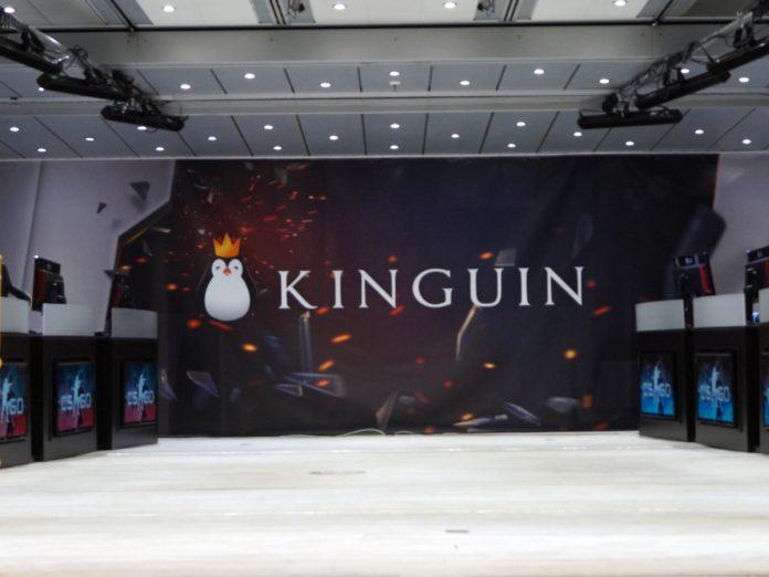 Poznań Game Arena 2017 - Kinguin