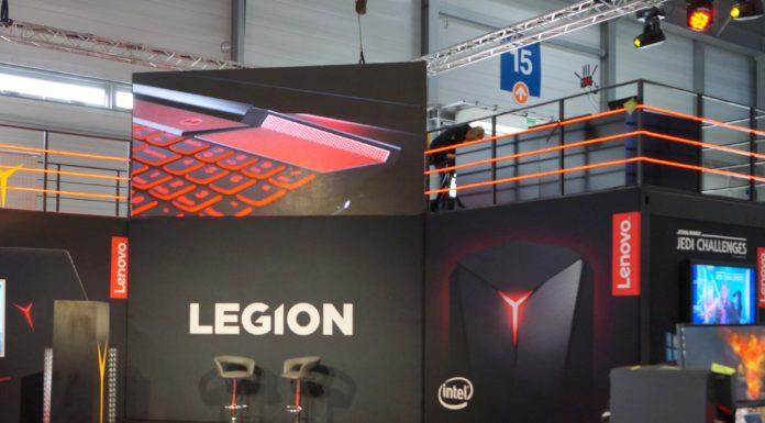 Poznań Game Arena 2017 - Legion by Lenovo