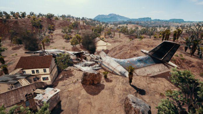 Playerunknown's Battlegrounds - nowa, pustynna mapa
