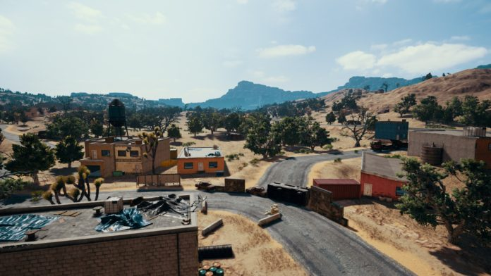 Playerunknown's Battlegrounds - nowa, pustynna mapa