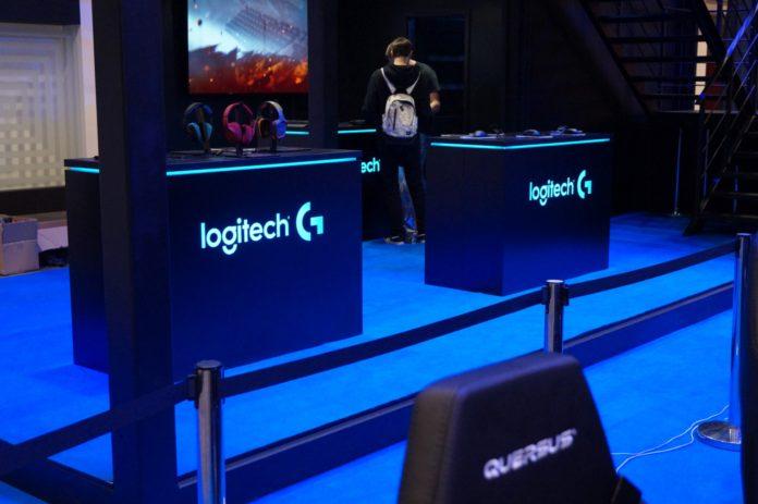 Poznań Game Arena 2017 - Logitech