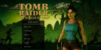 Tomb Raider 2 - Dagger of the Xian