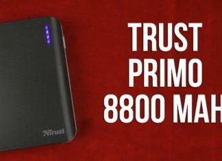 Trust Primo Powerbank 8800 MAh