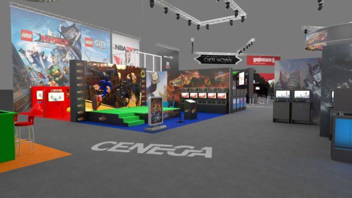 Warsaw Games Week 2017 - Cenega