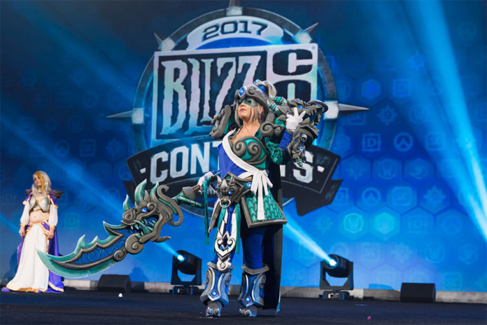BlizzCon Talent Contest - BlizzCon 2017