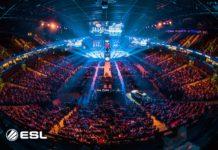 ESL One Hamburg powered by Intel 2017
