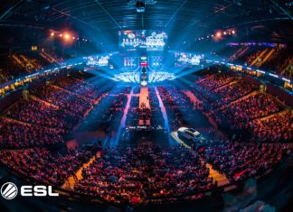 ESL One Hamburg powered by Intel 2017
